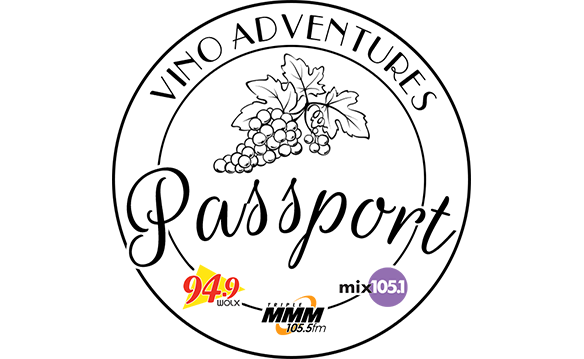 Vino Adventures Passport 2018