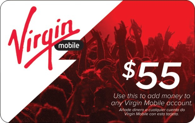 Buy Virgin Prepaid Phone Card (e-delivery) | Kroger Family
