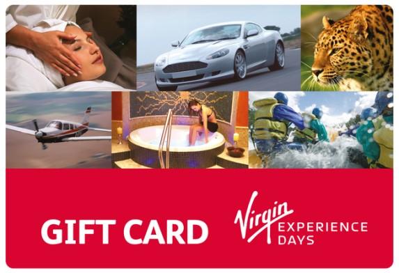 Virgin Experience Days B2B eGift