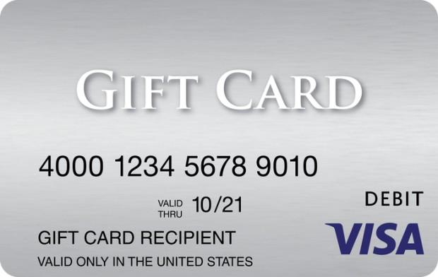 Visa® Gift Card
