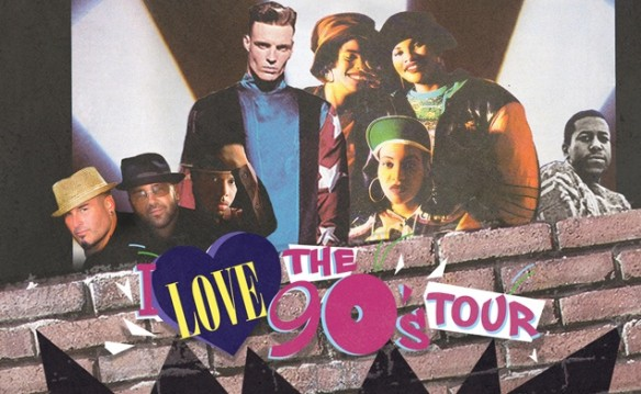 Copy of SEATTLE 2017 Washington State Fair - I Love the 90's Tour