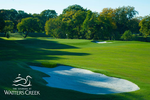 Play for Less Than Half-Price at The Courses at Watters Creek in Allen!