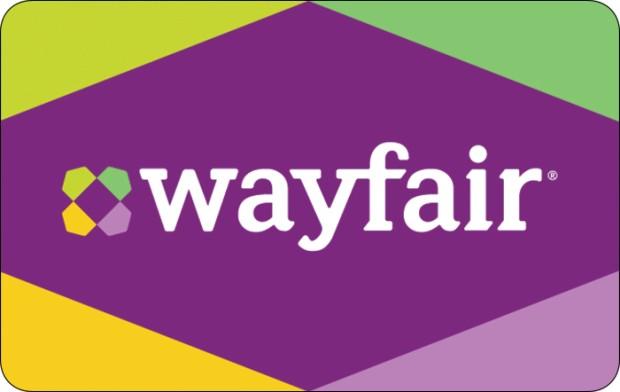 Get a $10 bonus when you buy a $100 Wayfair eGift Card