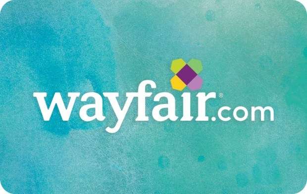 where do they sell wayfair gift cards