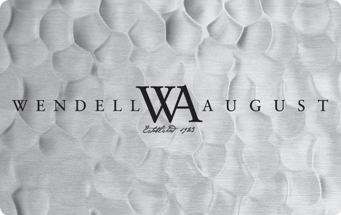 Wendell August Gift Card