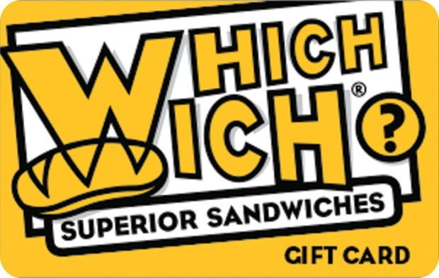 which wich gift card balance