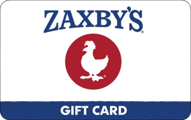 Save $5 off a $25 Zaxby's Gift Card